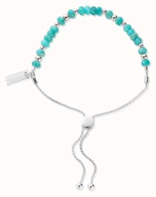ChloBo Touch Of Purity | Silver Adjustable Bracelet SBCCAA