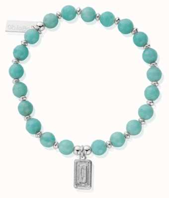 ChloBo Dream Guider | Amazonite Bead Bracelet SBA3034