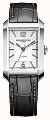 Baume & Mercier Gents Hampton   Automatic   Opaline Silver Dial   M0A10522