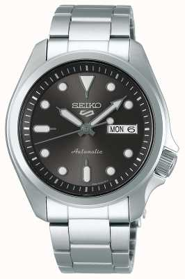 Seiko 5 Sport| Automatic | Stainless Steel Bracelet | Grey Dial SRPE51K1