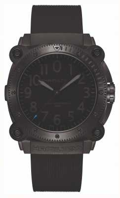 Hamilton Tenet Watch BeLOWZERO Limited Edition Blue Second Hand H78505331