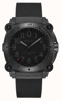 Hamilton Tenet Watch BeLOWZERO Limited Edition Red Second Hand H78505332