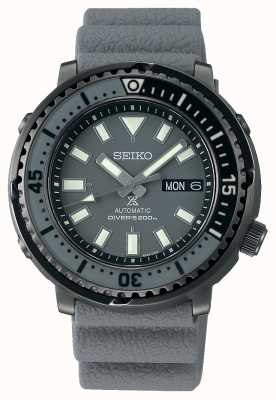 Seiko Prospex Street | Automatic | Grey Silicone Strap SRPE31K1