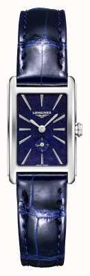 Longines Dolce Vita | Women's | Swiss Quartz | Blue Leather L52554932