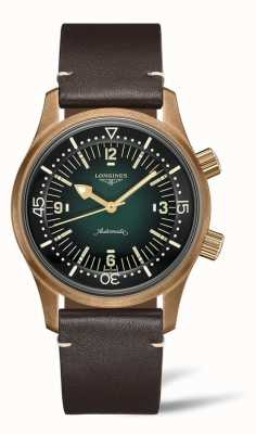 Longines Legend Diver Bronze | Men's | Swiss Automatic L37741502