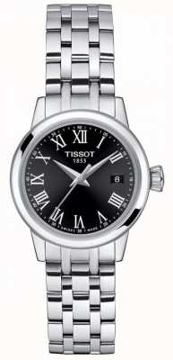 Tissot Womens | Classic Dream | Black Dial | Stainless Steel T1292101105300