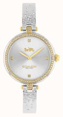Coach   Women's   Park   Stainless Steel Bracelet   14503652