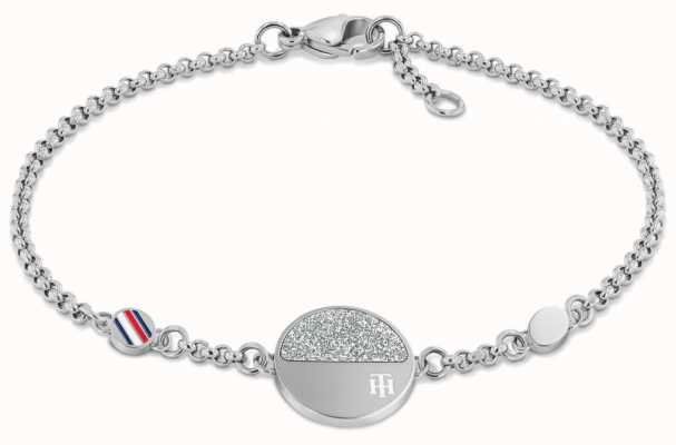 Tommy Hilfiger Women's Dressed Up | Stainless Steel Circle Bracelet 2780460