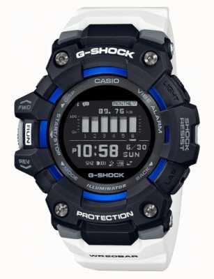 Casio G-SHOCK | G-SQUAD | Steptracker | Bluetooth | White GBD-100-1A7ER