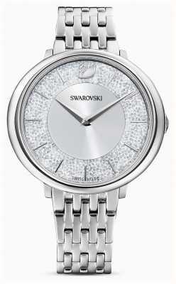Swarovski Crystalline | Stainless Steel Bracelet | Silver Glitter Dial 5544583