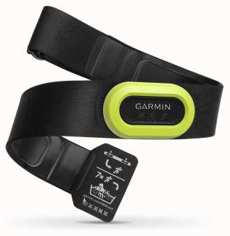 Garmin HRM-Pro ANT+/Bluetooth Heart Rate Chest Strap Only 010-12955-00