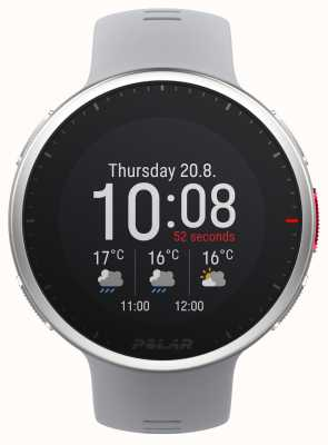 Polar | Vantage V2 Premium | Multisport Watch | Grey/Lime | 90083651