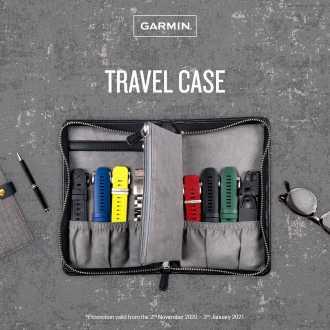 Garmin MARQ x WOLF Travel Case M03-01762-00