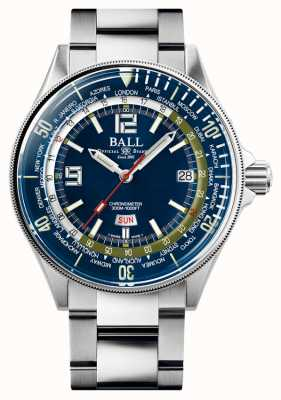 Ball Watch Company Engineer Master II Diver Worldtime | Blue Dial | 42mm DG2232A-SC-BE