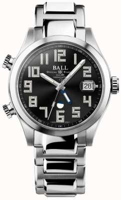 Ball Watch Company Engineer II | Timetrekker | Limited Edition | Chronometer | GM9020C-SC-BK