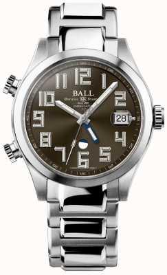 Ball Watch Company Engineer II | Timetrekker | Limited Edition | Chronometer GM9020C-SC-BR
