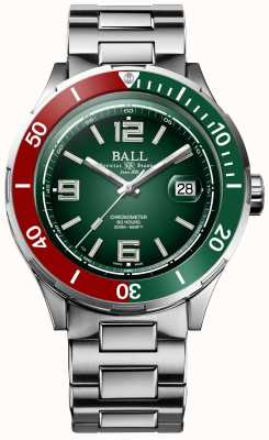 Ball Watch Company Roadmaster M | Archangel | Limited Edition | Chronometer DM3130B-S7CJ-BK
