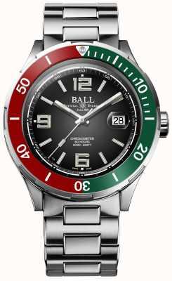 Ball Watch Company Roadmaster M | Archangel | Limited Edition | Chronometer DM3130B-S7CJ-GR