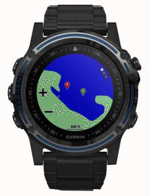 Garmin Descent Mk1 Dive Computer | Grey Sapphire With DLC Titanium 010-01760-11