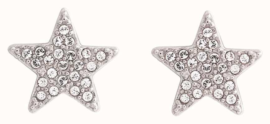 Olivia Burton Celestial | Silver Stud Earrings OBJCLE33