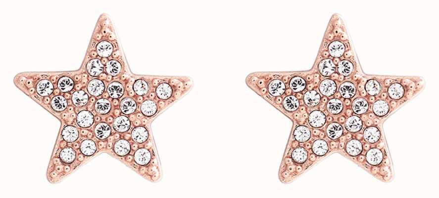Olivia Burton Celestial | Rose Gold | Stud Earrings OBJCLE35