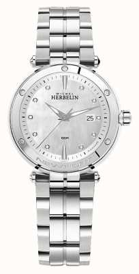 Michel Herbelin Newport | Women's Stainless Steel Bracelet 14288/B89