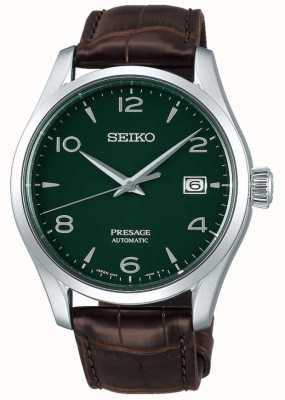 "Seiko Men's Limited Edition ""Green Cedar"" Enamel SPB111J1"