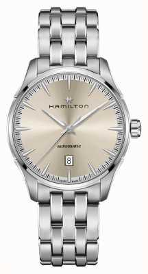 Hamilton Jazzmaster | Auto | Stainless Steel Bracelet | Champagne Dial H32475120