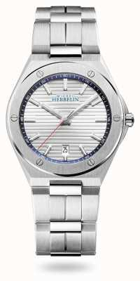 Michel Herbelin Cap Camarat | Silver Dial | Stainless Steel Bracelet 12245/B42