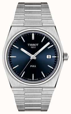 Tissot Men's PRX 40mm Quartz Blue Dial T1374101104100