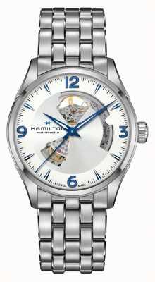Hamilton Jazzmaster | Automatic | Open Heart | Stainless Steel H32705152