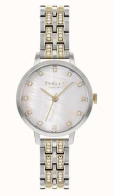 Radley Women's Two-Tone Steel Bracelet | White Dial RY4559