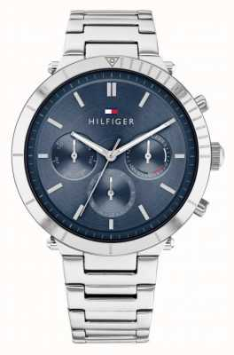 Tommy Hilfiger Emery | Women's Stainless Steel Bracelet | Blue Dial 1782349