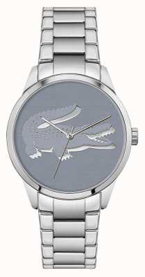 Lacoste Ladycroc | Stainless Steel Bracelet | Blue Dial 2001174