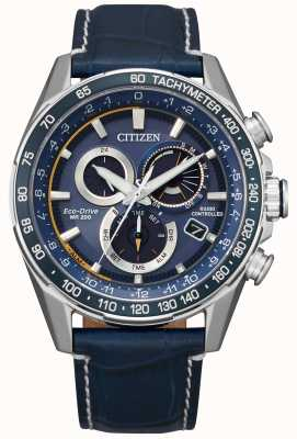 Citizen Men's Eco-Drive Perpetual Chrono A-T CB5918-02L