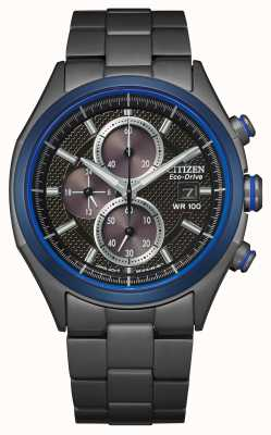 Citizen Men's Eco-Drive Bracelet WR100