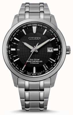 Citizen Men's Eco-Drive World Perpetual A.T CB0190-84E
