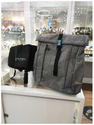 Hamilton Hamilton Backpack And umbrella HAMILTON-GIFTSET