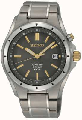 Seiko Mens Titanium Kinetic SKA765P1