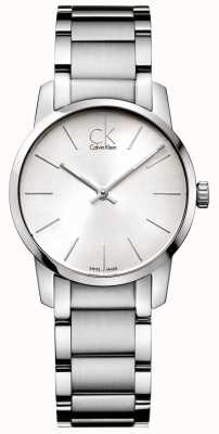 Calvin Klein City Womens Stainless Steel Bracelet K2G23126