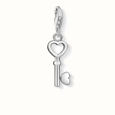 Thomas Sabo Key Charm 925 Sterling Silver 0888-001-12