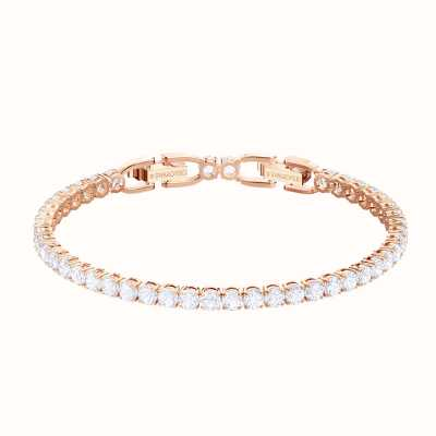 Swarovski Tennis | Rose-Gold Plated | White |Elegant | Bracelet 5464948
